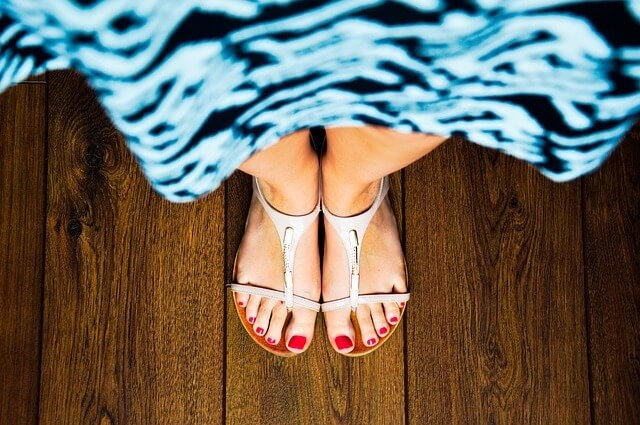 An Expat in Search of Peace of Mind – Guess what's in my shoe?