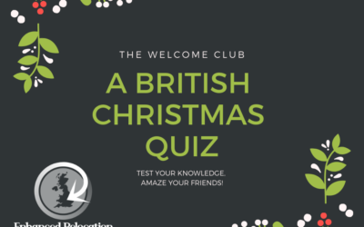 The Welcome Club Quiz – A British Christmas